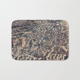 Petroglyphs Bath Mat