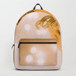 The Golden Pumpkin (Color) Backpack