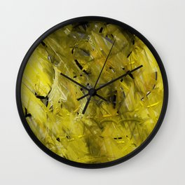 Free form by LH Wall Clock