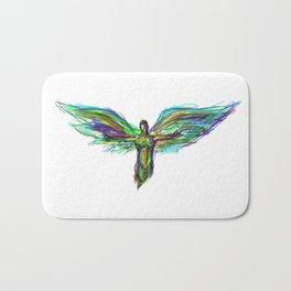 Color Angel Bath Mat