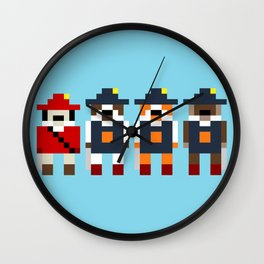 Dogtanian and the Three Muskehounds Wall Clock