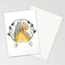 Toni Morrison I dream a dream quote Stationery Cards