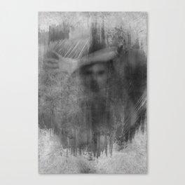 petrificados Canvas Print