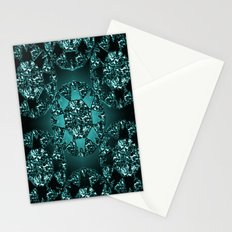 Under the water creatures... Stationery Cards