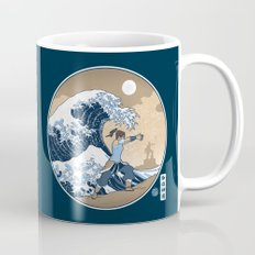 The Great Wave of Republic City Coffee Mug
