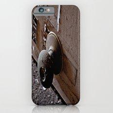 Knock, Knock Slim Case iPhone 6s