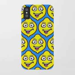 Sweet Lemon iPhone Case