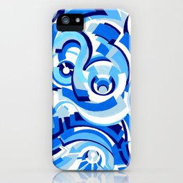 Seigaiha Series - Alliance iPhone Case