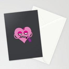 Heart Break Stationery Cards