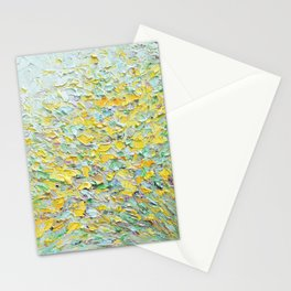 Forsythia Spring Stationery Cards