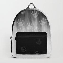 Terror White Hands Backpack