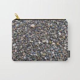 What Stories You Could Tell... Rocks of Jasper Beach Carry-All Pouch
