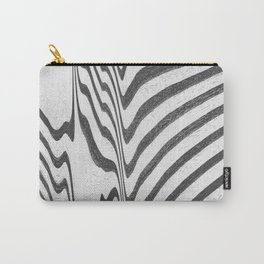 Distorted waves Carry-All Pouch