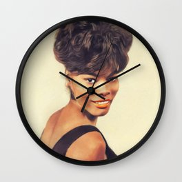 Dionne Warwick, Music Legend Wall Clock
