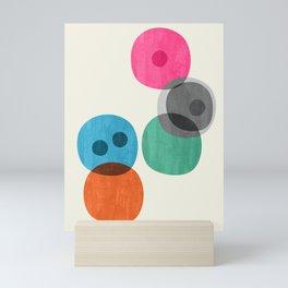 Cellular III Mini Art Print