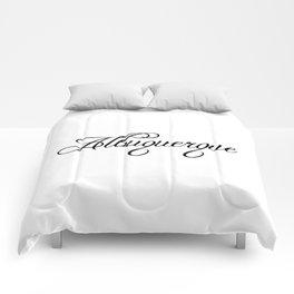 Albuquerque Comforters