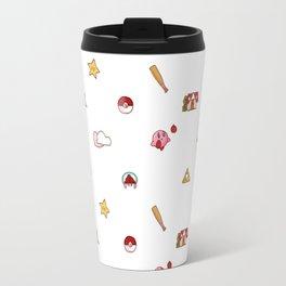 Games pattern Travel Mug