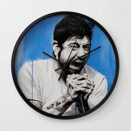 'Chino Moreno' Wall Clock