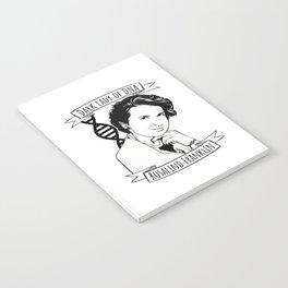 Rosalind Franklin Notebook