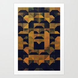 gyld kyck Art Print