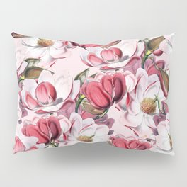 Magnolia Pillow Sham