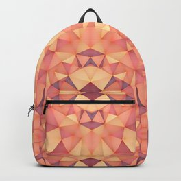 Blond Triangles Backpack