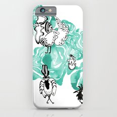 Chickens for Miles iPhone 6s Slim Case