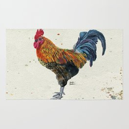 Rooster Harlow Rug