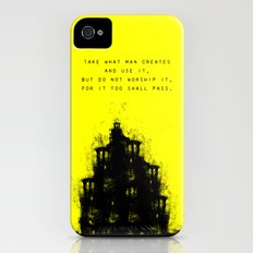 Do Not Worship. Slim Case iPhone (4, 4s)