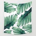 Tropical Banana Leaves Dream #3 #foliage #decor #art #society6 by anitabellajantz