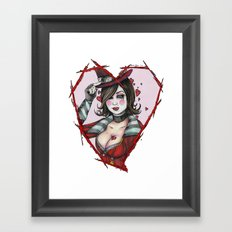 moxxi Framed Art Print
