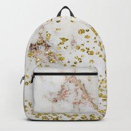 Artico golden confetti Backpack