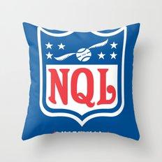 NQL Throw Pillow