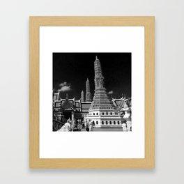 Wat prakaew,Bangkok Thaialnd Framed Art Print