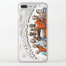 Contraband Baron Clear iPhone Case