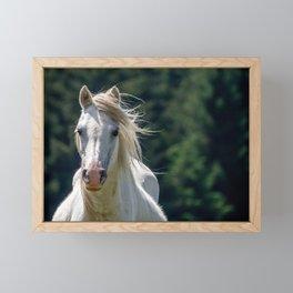 Wild. Framed Mini Art Print