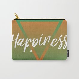 Happiness - Feelings series Carry-All Pouch