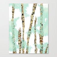 Sea Foam Dream Canvas Print