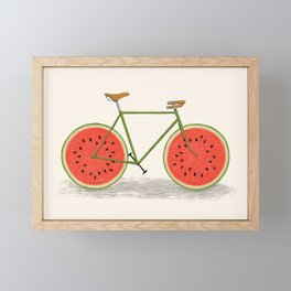 Juicy Framed Mini Art Print