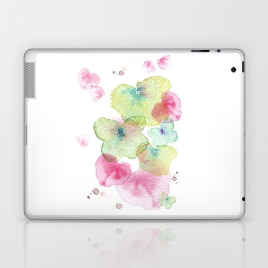 Butterfly effect 2 Laptop & iPad Skin