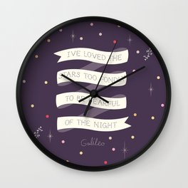 Galileo Wall Clock