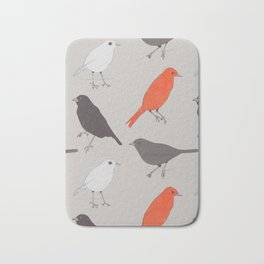 Little Birds Bath Mat