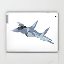 Russian Jet Fighter MiG-29 Laptop & iPad Skin
