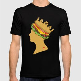 Burger Queen aka Royal With Cheese T-shirt