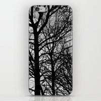 house stark iPhone & iPod Skins featuring Stark by MLauxDesign