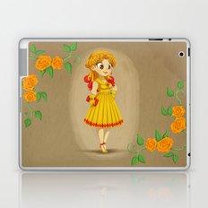 Retro Sailor Galaxia Laptop & iPad Skin