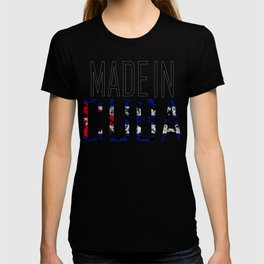 Made In Cuba T-shirt