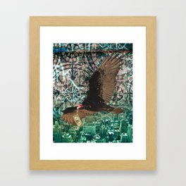 Carrion Framed Art Print