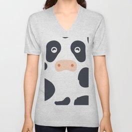 Cow Cow Unisex V-Neck