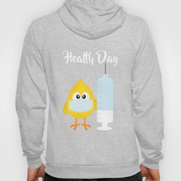 Little Chick the Doctor - World Health Day Hoody